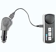 Недорогие -Солнцезащитный козырек Bluetooth телефон Bluetooth 3.0 Поддержка Два мобильных телефонов громкой связи