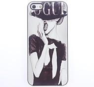 Unique VOGUE Design Aluminium Hard Case for iPhone 5/5S