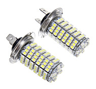 H7 Car White 6W SMD 3528 Reading Light