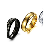 cheap -Men's Band Ring - Circle Personalized For Party Daily Casual
