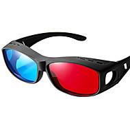 vermelho lado azul reedoon geral por miopia lado óculos 3D para computador televisão móvel