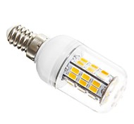 5W E14 LED Corn Lights T 42 leds SMD 5730 Warm White 450-500lm 3000K AC 12V