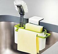 Недорогие -Высокое качество with пластик Хранение и организация Для дома Для офиса Кухня Место хранения 1pcs