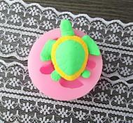 cheap -Tortoise Shaped Bake Fondant cake mold,L4.7cm*W4.7cm*H2.2cm Cake Mold,Baking Tool