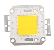 Недорогие -ZDM ™ 20w 1700-1800lm высокой мощности привело интегрированный 4500K естественный белый dc32-35v 600ua