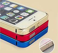 Metallrahmenstoßkasten für iphone 4 / 4s (sortierte Farben) iphone Hüllen