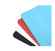 cheap -Case For Full Body Cases Cases with Stand Waterproof Full Body Cases Solid Color Hard PU Leather for