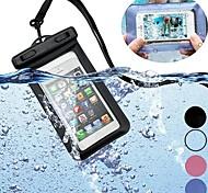 """Недорогие -DF водой мешок водонепроницаемый сухой чехол протектор для Iphone 6 случае 5.5 """"и других телефонов (разных цветов)"""