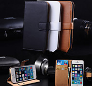 MAYCARI® Elegant PU Leather Case for iPhone 4/4S iPhone Cases