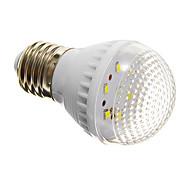 E26/E27 LED Kugelbirnen G45 7 Leds SMD 2835 Dekorativ Natürliches Weiß 250-280lm 6000-6500K AC 220-240V