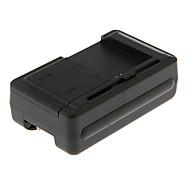 cargador de batería universal de asiento yby-zc023 de cámara con salida usb