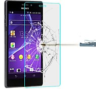 cheap -Screen Protector Sony for Sony Xperia M2 Tempered Glass 1 pc High Definition (HD)