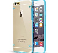 Ultra Transparent Glow in Dark Case for iPhone 6s 6 Plus  iPhone Cases