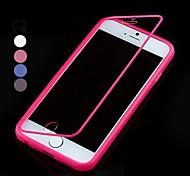 Für iPhone 6 Hülle / iPhone 6 Plus Hülle Flipbare Hülle / Transparent Hülle Handyhülle für das ganze Handy Hülle Einheitliche Farbe Weich