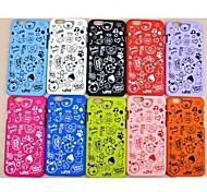 Недорогие -мой cover®faerie красочный шт трудно задняя крышка для iphone 6 (разных цветов)