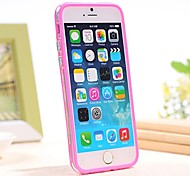 Silica Gel Bumper Frame Covers for iphone 6 Bumper Cases 4.7 inch (Assorted Colors)