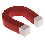 красные U-образный магнитные ключи держатели новизна игрушки