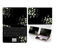 Wintersweet A317 Pattern Laptop Protective Skin Sticker For Laptop