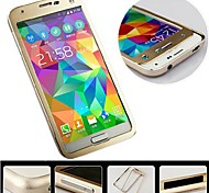 Slide-Down Style Protective Aluminum Alloy Bumper Frame for Samsung Galaxy S5 I9600