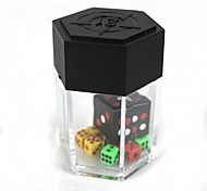 cheap -Instant Disappeared Big Dice Magic Props