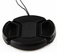Dengpin®52mm Camera Lens Cap for Nikon D5200 D5100 D5000 D3100 D3200 D60 D40X D50 with 18-55mm Lens +a Holder Leash Rope