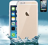 Ultra Thin Transparent Crystal Clear Case for iPhone 6/6S (Assorted Colors)