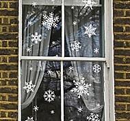 Недорогие -Ар-деко Современный Стикер на окна,ПВХ/винил материал окно Украшение