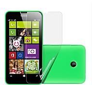 Protector de pantalla alta definición para Nokia Lumia 630/635