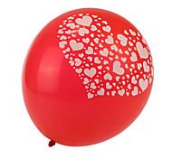 Недорогие -Мячи Воздушные шары В форме сердца