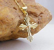 cheap -Women's Pendant Gold Plated Fashion Jewelry For Daily