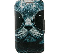 cheap -For iPhone X iPhone 8 Case Cover Flip Full Body Case Cat Hard PU Leather for Apple iPhone X iPhone 8 Plus iPhone 8 iPhone 7 Plus iPhone 7