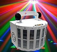 LT-934 532 voix activé le contrôle de couleur RGB LED projecteur laser de lumière de la scène (220v.1xlaser projetor)
