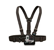 Chest Harness Front Mounting Straps For Action Camera Gopro 5 Gopro 4 Gopro 3+ Gopro 2 Universal Aviation Film and Music Hunting and