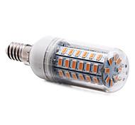 4W E14 LED лампы типа Корн T 56 светодиоды SMD 5730 Тёплый белый 350-400lm 3000-3500K AC 220-240V