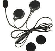 Mini 3.5mm Jack Motorcycle Microphone Speaker Helmet Headset