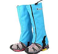 Ski Gaiter Men's Women's Waterproof Thermal / Warm Windproof Wearable Snowboard Polyester Solid Skiing Snowsports Snowboarding Winter