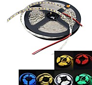5M 300x3528 SMD LED Flexible Strip Lamp Single Color Non-Waterproof DC 12V Yellow/White/Red/Green/Bule/Warm White IP20
