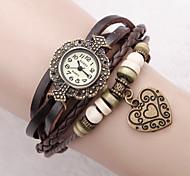 Women's Watch Bohemian Flower Dial Bracelet Cool Watches Unique Watches Fashion Watch Strap Watch
