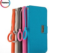 Promotion Seven Wei Series Phone Leather Cases for HTC T528w(Assorted Colors)