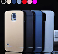 DF® Luxury High Quality Solid Color Brushed Aluminium Hard Case for Samsung Galaxy Note 4 (Assorted Color)