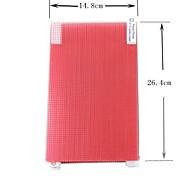 abordables -8 pouces mat universelle film de protection d'écran pour tous les sony samsung asus lenovo dell tablette HP acer