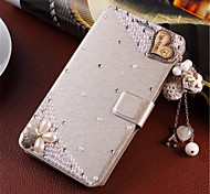 A sets of Clam Case Holster Diamond Following From Lovely Woman For iPhone 7 7 Plus 6s 6 Plus