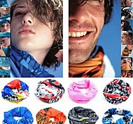 cheap -Neck Gaiter Neck Tube Spring Summer Fall Ultraviolet Resistant Detachable Cap Camping / Hiking Cycling / Bike Unisex Polyester