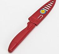 Недорогие -Нож для чистки овощей, пластик + металл 20 × 3 × 4 см (7,9 × 1,2 × 1,6 дюймов)