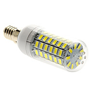 abordables -5W 450 lm E14 Bombillas LED de Mazorca T 69 leds SMD 5730 Blanco Natural AC 220-240V