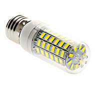 cheap -400 lm E26/E27 LED Corn Lights T 69 leds SMD 5730 Warm White Cold White AC 220-240V