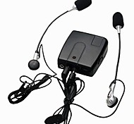 Vnetphone WI10 1 Pcs Motorcycle Helmet Bluetooth Interphone Motorcycle Wired Interphone For Driver Rider And Pillion Supporting MP3