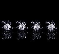Недорогие -Женский Для девочек Сплав металлов Заставка-Свадьба Особые случаи Для деловой одежды на открытом воздухе Шпилька