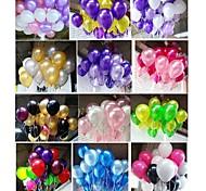 Празднование украшения шары-участника (одна часть)