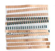 DIY 10ω ~ кольца резисторы 1 МОм пакет цвета (20x20pcs)